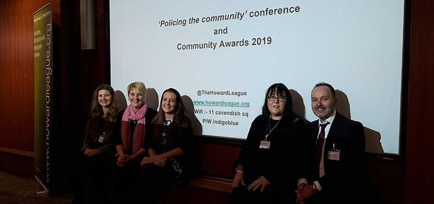 Gwent Projects Recognised At National Award Ceremony